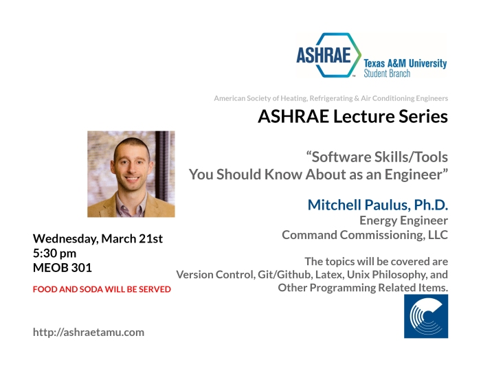 ASHRAE_flyer_Lecture Series_March 21_2018